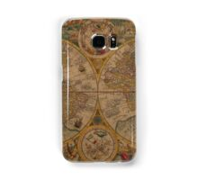 Map of the World 1599 Samsung Galaxy Case/Skin