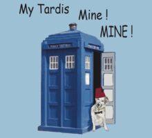 My Tardis Kids Tee