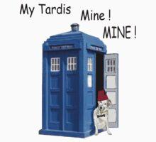 My Tardis by Radwulf
