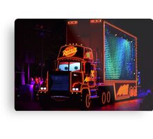 Mack Paint the Night Metal Print