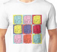 Pop Art Time Unisex T-Shirt