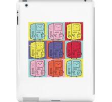 Pop Art Time iPad Case/Skin