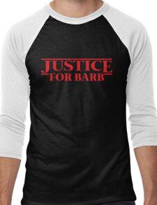 Justice For Barb Men's Baseball ¾ T-Shirt