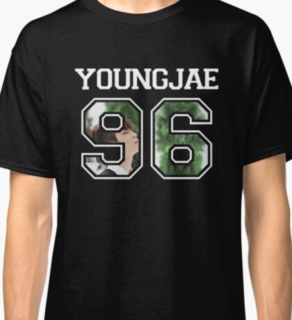 GOT7 - Youngjae 96 Classic T-Shirt