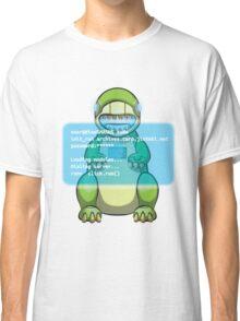 user@dinoSMASH$ Classic T-Shirt