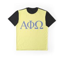 Alpha Phi Omega Graphic T-Shirt