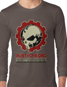 Rusty Cyborg Long Sleeve T-Shirt