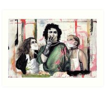 The Rocky Horror Picture Show Art Print