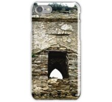 The Tower of St. Columba's Church, Clonmany, Donegal, Ireland iPhone Case/Skin