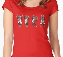 lordran Women's Fitted Scoop T-Shirt