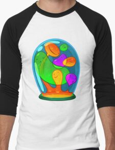 Lavalamp Men's Baseball ¾ T-Shirt