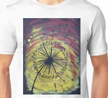 Dandelion Wishes Unisex T-Shirt