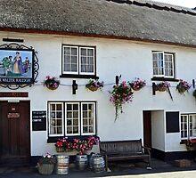 Sir Walter Raleigh Pub by lynn carter