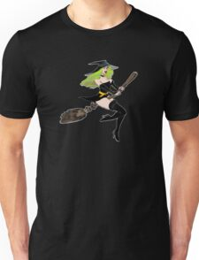 Green Witch Unisex T-Shirt