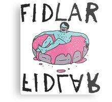 fidlar poster Metal Print