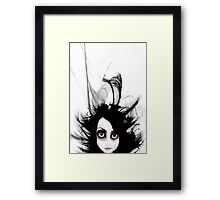 This Way Was Meant to Be. I'm Eternal Yours Framed Print