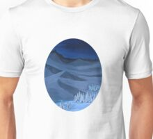 Late night on the mountain Unisex T-Shirt