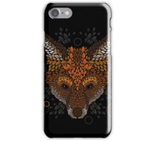 Fox Face iPhone Case/Skin
