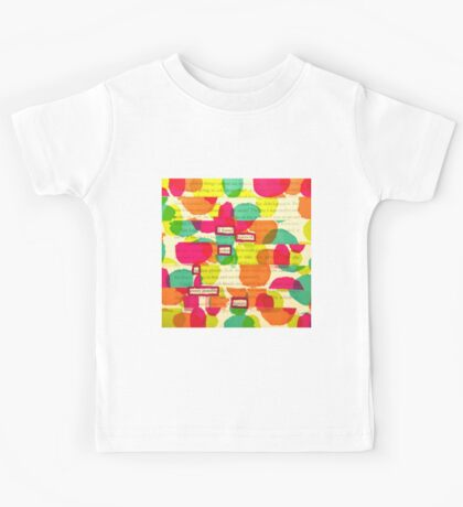 Traces of Color Kids Tee