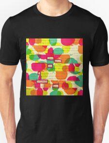 Traces of Color Unisex T-Shirt