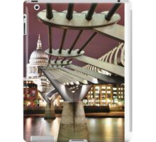 Inspiring Bridge iPad Case/Skin