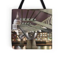 Inspiring Bridge Tote Bag