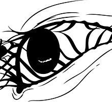 Aeon Flux Eye by harrishanie