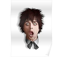 billie joe amstrong Poster