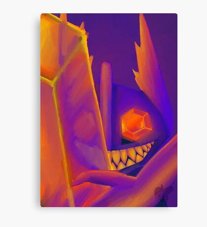 Mega Sableye Canvas Print