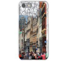 crowded iPhone Case/Skin