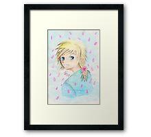 Fai Cherry Blossom - Tsubasa Reservoir Chronicles Framed Print