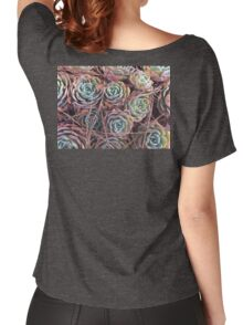 Succulents & Needles Women's Relaxed Fit T-Shirt