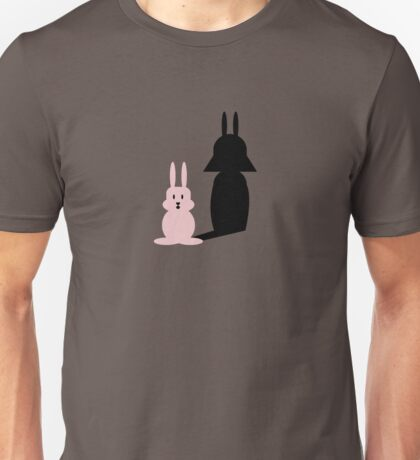 Bunny of the Dark Side VRS2 T-Shirt