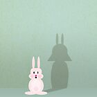 Bunny of the Dark Side by vivendulies