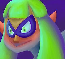 Inkling by BomberBee