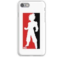 Saiyan Sport - Goku iPhone Case/Skin