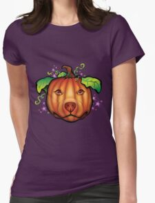 The Great Pupkin Womens Fitted T-Shirt