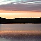 Sunset at Lac Isabel, Low, Quebec, Canada by Shulie1