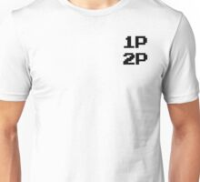Player 1 Player 2 Unisex T-Shirt