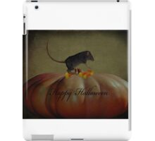 The Candy Corn Feast iPad Case/Skin
