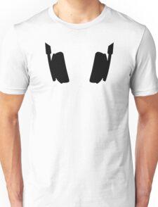 Headphones Unisex T-Shirt