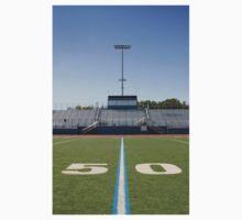 Football Field Fifty Baby Tee