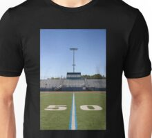 Football Field Fifty Unisex T-Shirt