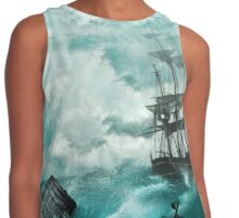 The Pirate Ship Tragedy Contrast Tank