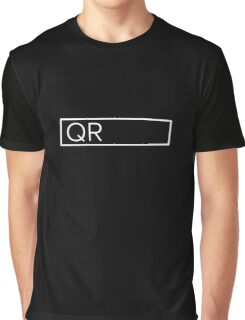 """QR"" Origin Graphic T-Shirt"