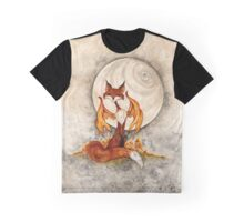 Moon Mischief Graphic T-Shirt