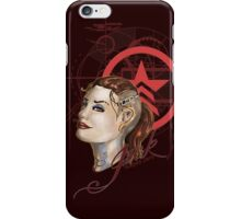 Mass Effect Jack Subject Zero iPhone Case/Skin