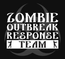 Zombie Outbreak Response Team by DesignFactoryD