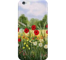 Summer Meadow iPhone Case/Skin