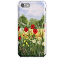 Summer Meadow iPhone Case/Skin